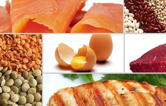 avantaje ale consumului de proteine
